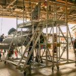 BAE Hawk - Platform Rear